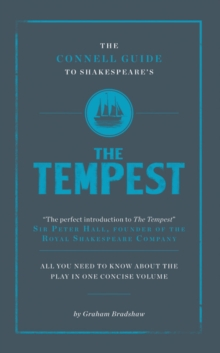 "The Connell Guide to Shakespeare's ""The Tempest"", Paperback"