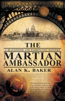 The Martian Ambassador, Paperback Book