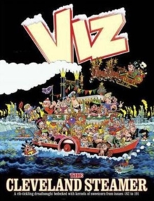 The Cleveland Steamer : Viz Annual 2012, Hardback