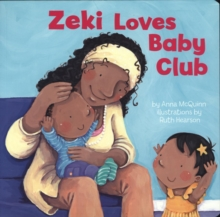 Zeki Loves Baby Club, Paperback