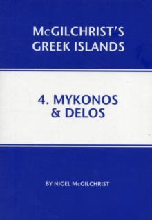 Mykonos and Delos : 4, Paperback