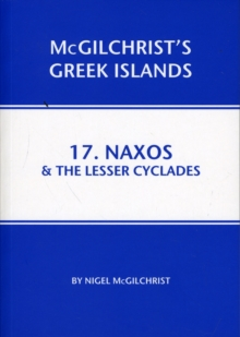 Naxos & the Lesser Cyclades : 17, Paperback