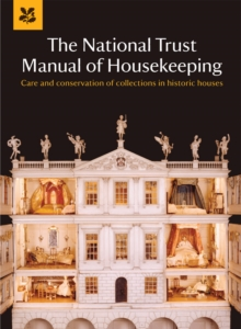 The National Trust Manual of Housekeeping, Hardback