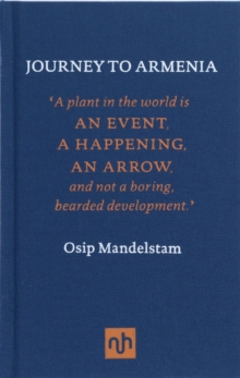 Journey to Armenia, Hardback