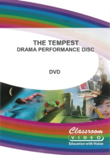 The Tempest: Drama Performance Disc, DVD DVD