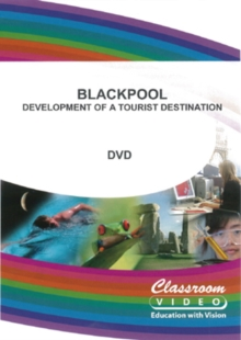 Blackpool - Development of a Tourist Resort, DVD