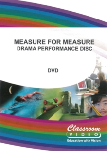 Measure for Measure, DVD