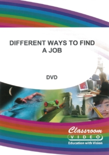 Different Ways to Find a Job, DVD