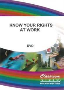 Know Your Rights at Work, DVD  DVD