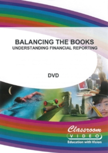 Balancing the Books - Understanding Financial Reporting, DVD