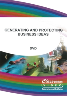 Generating and Protecting Business Ideas, DVD  DVD