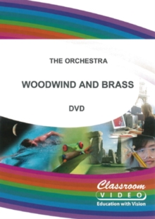 The Orchestra: Woodwind and Brass, DVD DVD