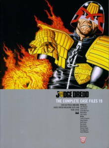 Judge Dredd : The Complete Case Files v. 19, Paperback