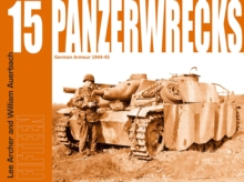 Panzerwrecks 15 : German Armour 1944-45, Paperback