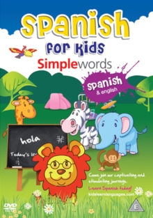 Spanish for Kids: Simple Words, DVD