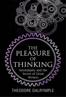 The Pleasure of Thinking : A Journey Through the Sideways Leaps of Ideas, Hardback Book