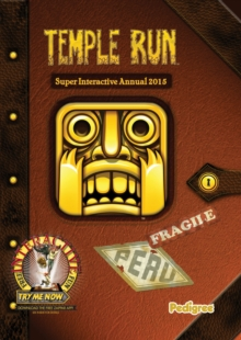 Temple Run Super Interactive Annual, Hardback