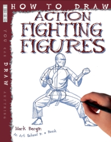 How to Draw Action Fighting Figures, Paperback