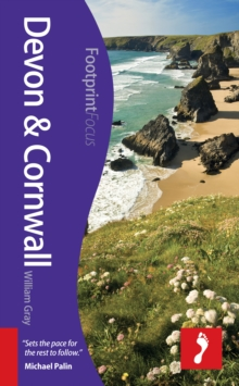 Devon & Cornwall Footprint Focus Guide : (includes Isles of Scilly), Paperback
