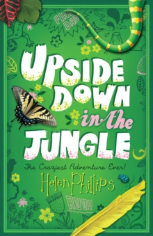 Upside Down in the Jungle, Paperback Book