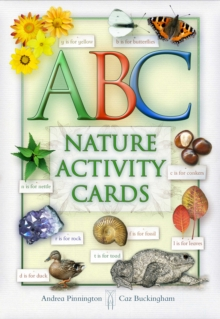 ABC of Nature : A Celebration of Nature Through the Alphabet, Novelty book