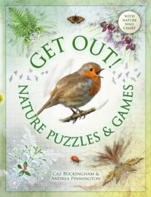 Get Out: Nature Puzzles and Games, Paperback