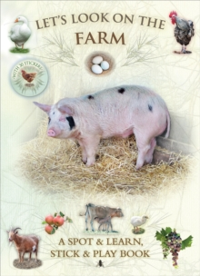 Let's Look on the Farm, Paperback