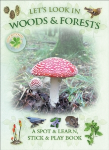 Let's Look in Woods & Forests, Paperback
