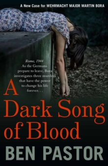 A Dark Song of Blood, Paperback