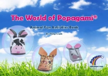 The World of Popagami : Animal Fun Activities Book, Paperback