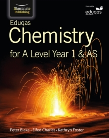 Eduqas Chemistry for A Level Year 1 & AS: Student Book, Paperback Book