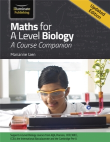 Maths for A Level Biology - Updated Edition, Paperback
