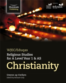 WJEC/Eduqas Religious Studies for A Level Year 1 & AS - Christianity, Paperback