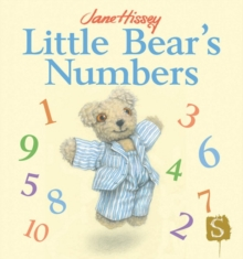 Little Bear's Numbers, Board book