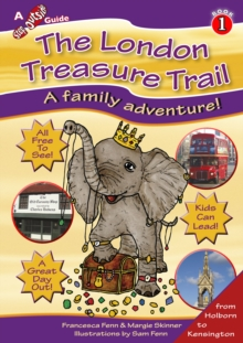 The London Treasure Trail, Paperback