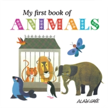 My First Book of Animals, Board book