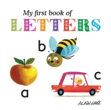My First Book of Letters, Board book