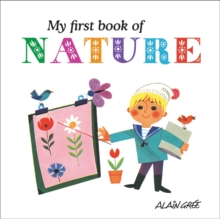 My First Book of Nature, Board book
