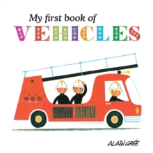 My First Book of Vehicles, Board book