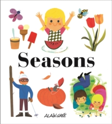 Seasons, Hardback Book