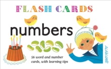 Numbers : 56 Word and Number Cards, with Learning Tips, Cards Book