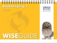 Bookkeeping 1 Wise Guide, Spiral bound
