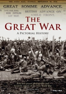 The Great War: A Pictorial History, Paperback Book
