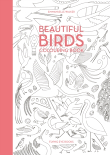 Beautiful Birds Colouring Book, Paperback