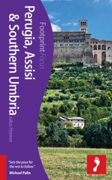 Perugia, Assisi & Southern Umbria Footprint Focus Guide, Paperback