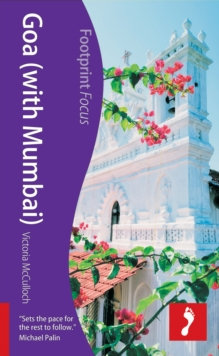 Goa (with Mumbai), Paperback Book
