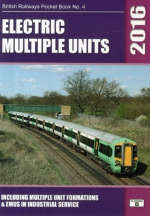 Electric Multiple Units : Including Multiple Unit Formations, Paperback
