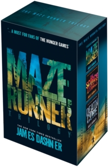 The Maze Runner Series, Paperback Book