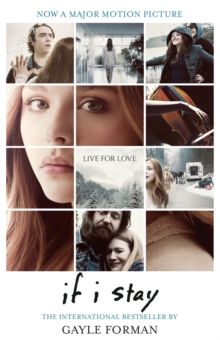 If I Stay, Paperback Book