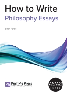 How to Write Philosophy Essays, Paperback